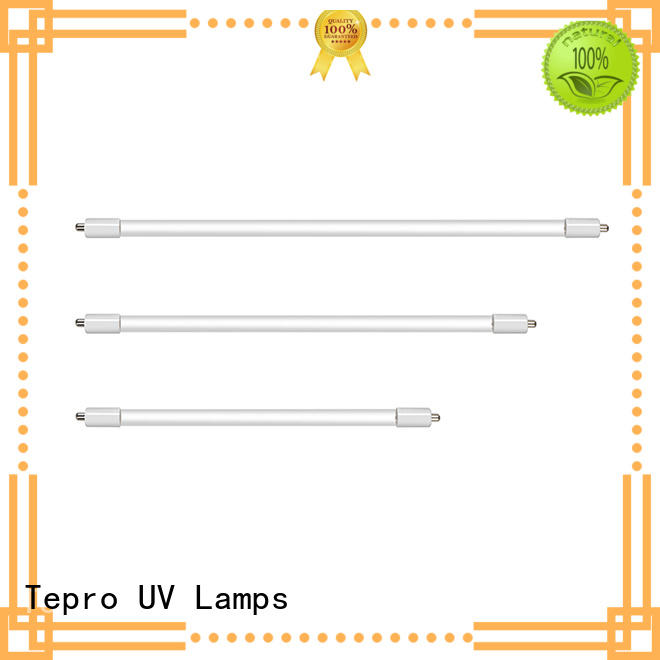 Custom pin doubleend uvc lamp Tepro plant