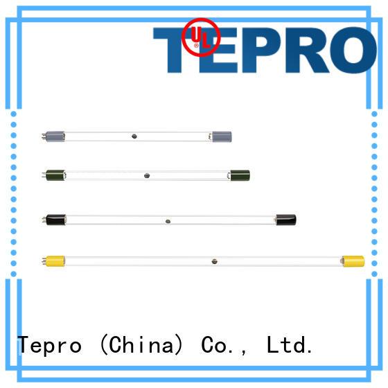 amalgam uv lamp pins wastewater Warranty Tepro