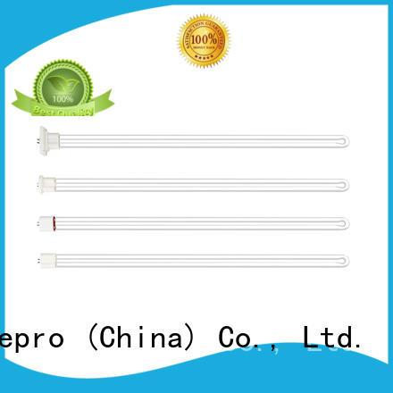 Tepro professional ultraviolet lamp design for pools