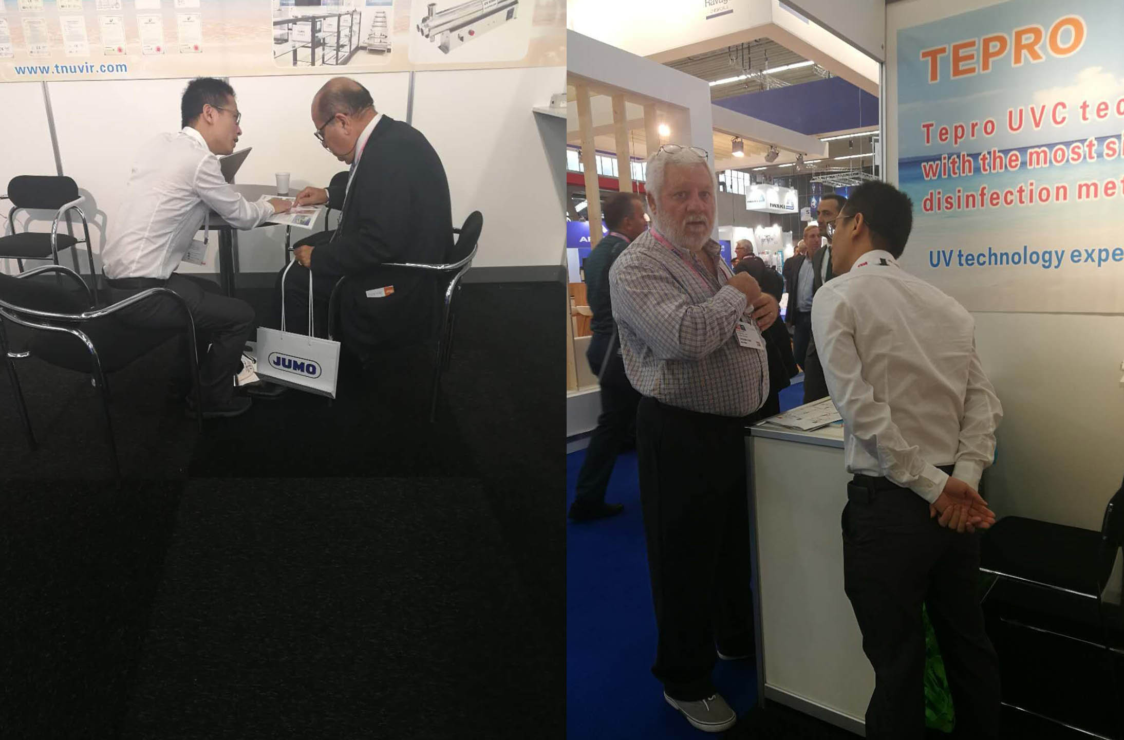 Tepro-Read Aquatech Amsterdam News On Tepro Uv Lamps-1