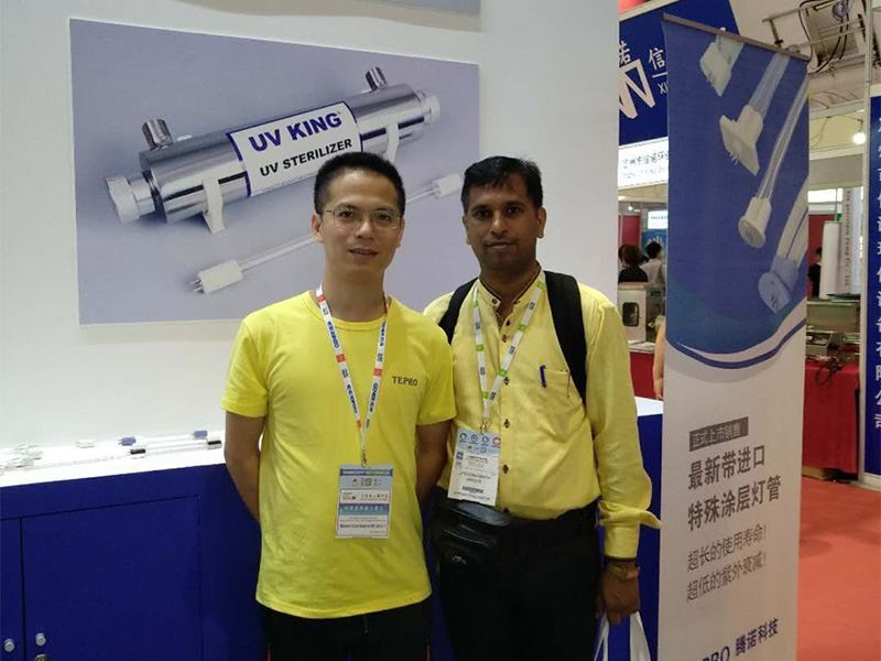 Tepro-The 12th China Guangzhou International Environmental Protection-1