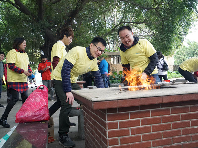Tepro-Tepro china Co, Ltd Organized An Outdoor Activities In November-3