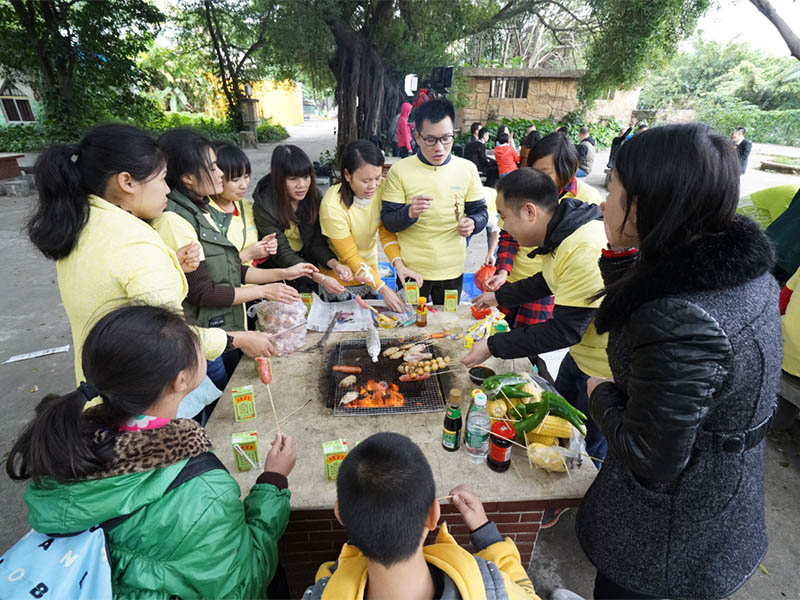 Tepro-Tepro china Co, Ltd Organized An Outdoor Activities In November-4