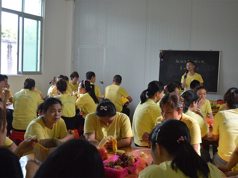 Tepro-Hold Staff Meetings And Birthday Parties Every Month   News-2