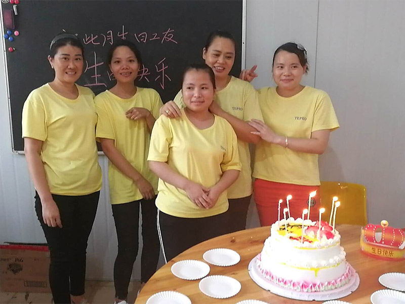 Tepro-Hold Staff Meetings And Birthday Parties Every Month | News-4