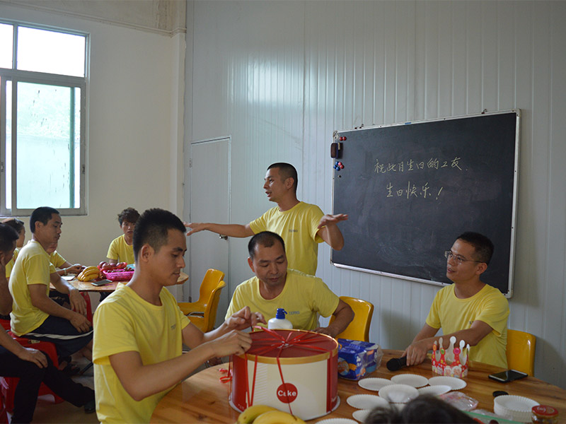 Tepro-Hold Staff Meetings And Birthday Parties Every Month   News-1