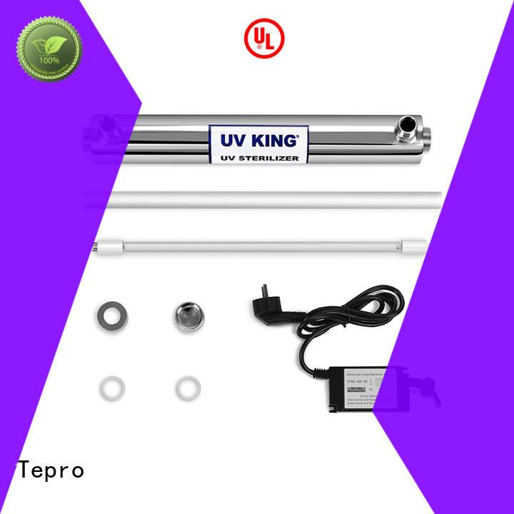 Tepro style uv lamp bulbs customized for fish tank
