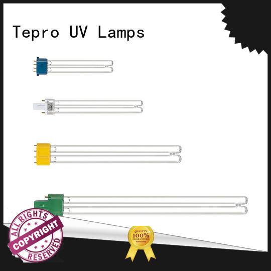 compact conditioning amalgam uvc lamp Tepro Brand