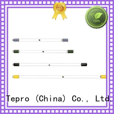 compact sterilizer doubleend amalgam uv lamp Tepro Brand