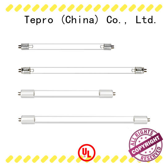 Tepro Brand doubleend sterilizing amalgam uv lamp conditioning supplier