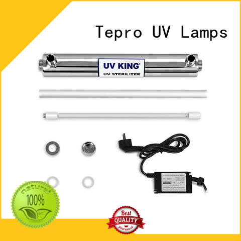 Tepro standard uv sterilizer light bulb manufacturer for hospital