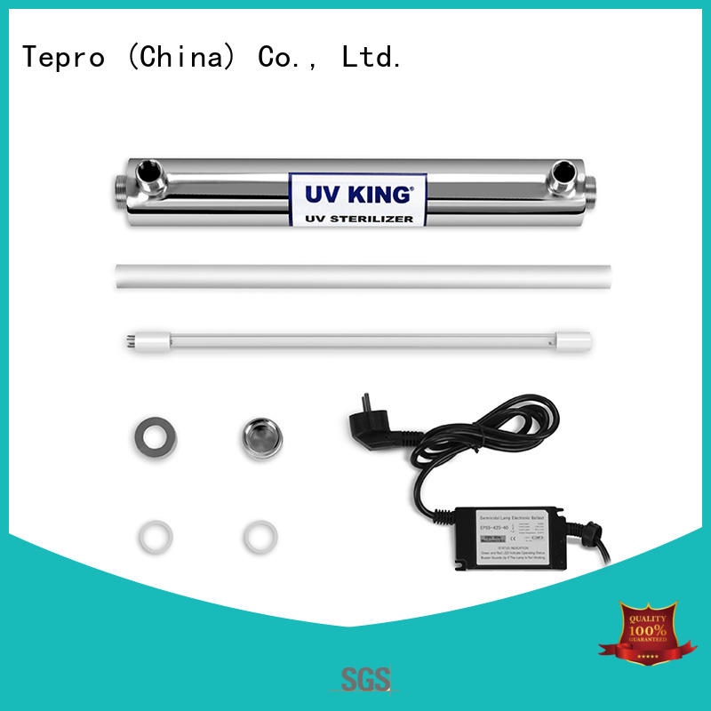 12mm ultraviolet germicidal lamp customized for pools Tepro