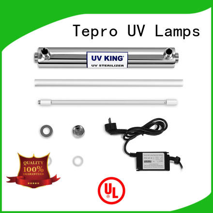 Tepro standard uv duct light supplier for pools