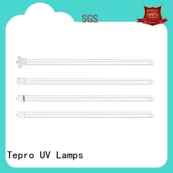uv light source lamp treatment for pools Tepro