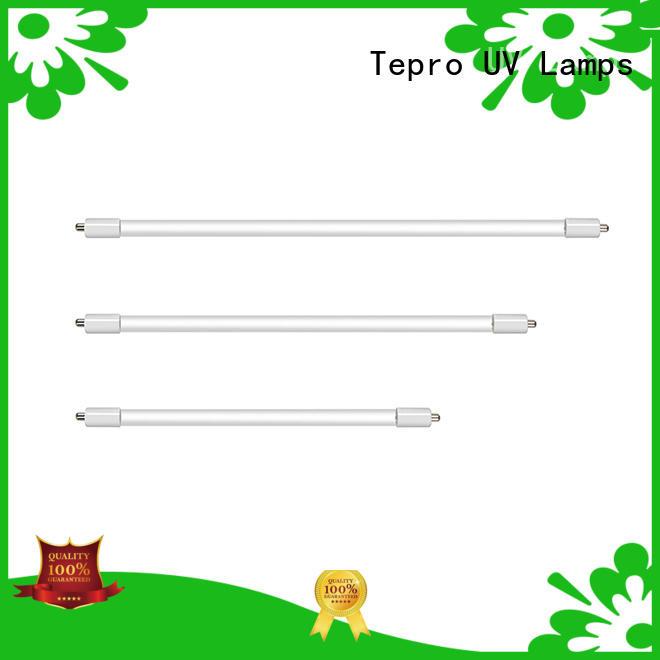 ends wastewater germicidal amalgam uv lamp Tepro manufacture