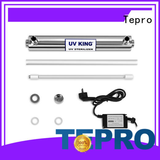 air uvc lamp lights Tepro company