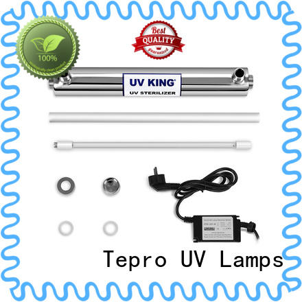 ushape uv sterilizer aquarium manufacturer for hospital Tepro