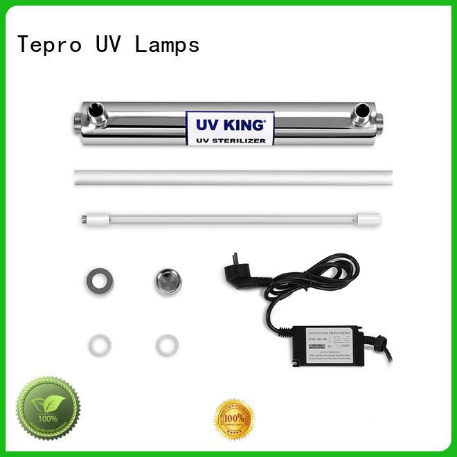 Quality Tepro Brand amalgam uv lamp food