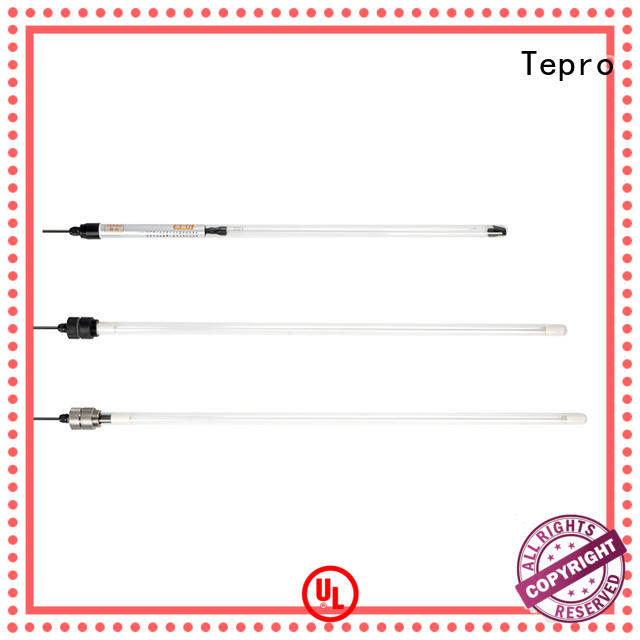 amalgam uv lamp water double tube Tepro Brand uvc lamp