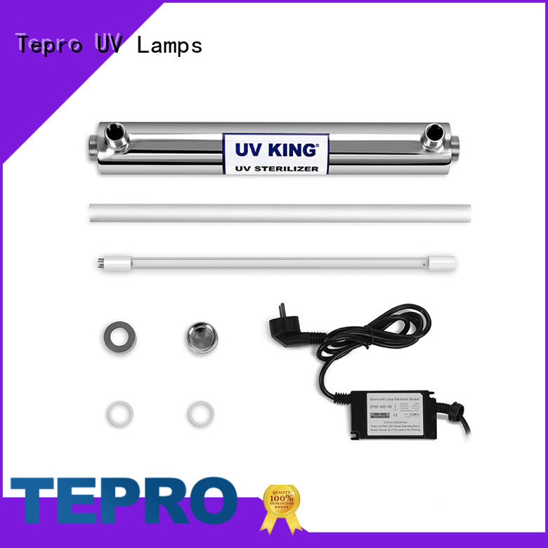 ends compact aquarium uvc lamp Tepro