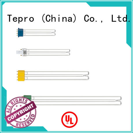 Quality Tepro Brand amalgam uv lamp bulbs standard