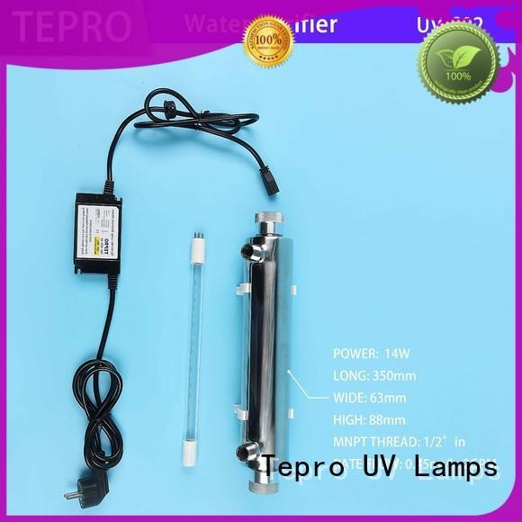 Tepro style uv lamp aquarium manufacturer for pools