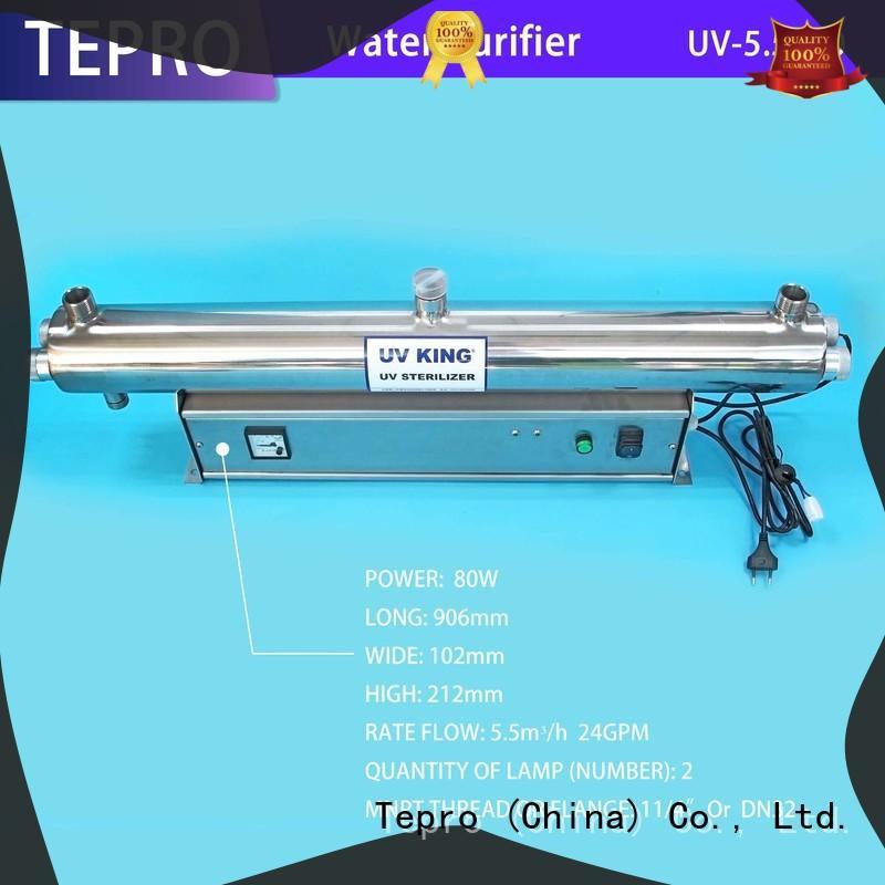 Tepro quality uv water filter supply for aquarium