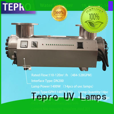 Tepro professional ultraviolet lamp customized for fish tank
