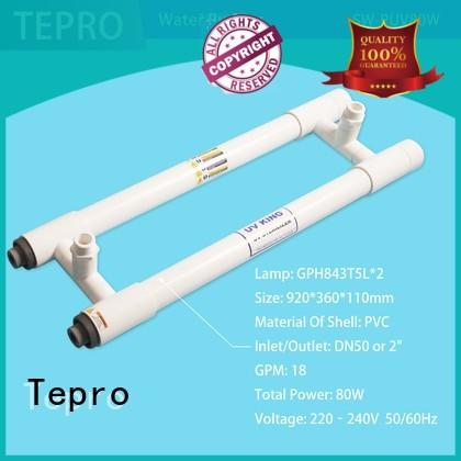 Tepro best uv water purifier supplier for pools