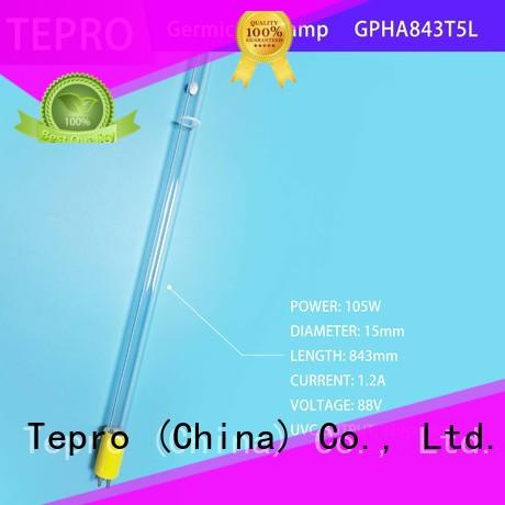 Tepro ultraviolet light for gel nails factory for reptiles