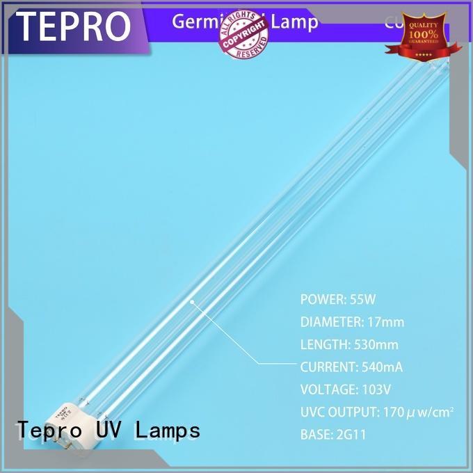 Tepro professional bactericidal lamps design for hospital