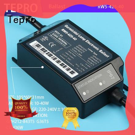 Tepro quality light ballast factory for plants