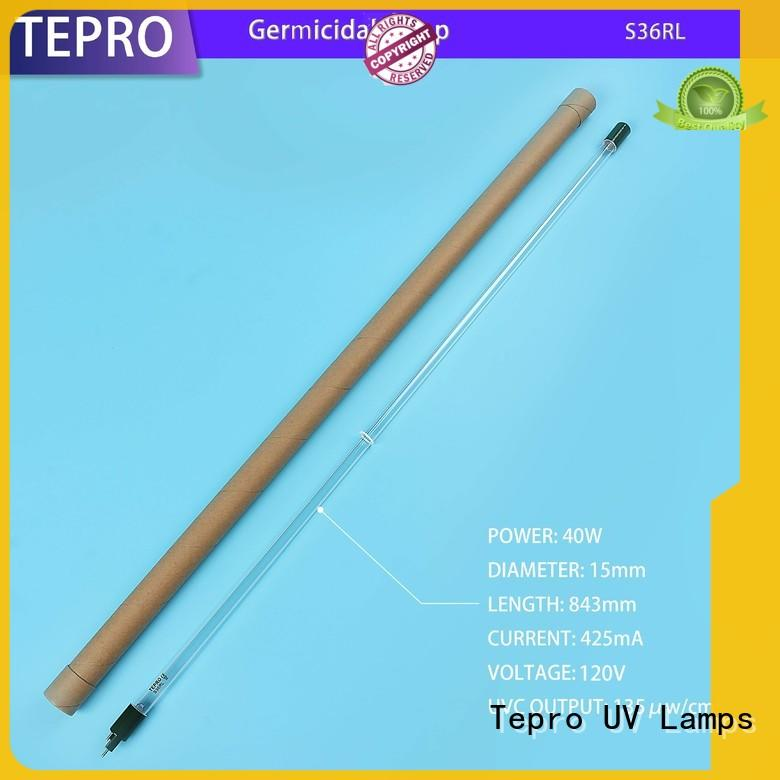 Tepro uvb light bulbs supplier for laboratory