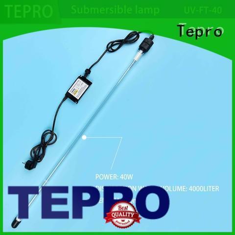 Tepro submersible uv sterilizer for freshwater aquarium manufacturer for pools