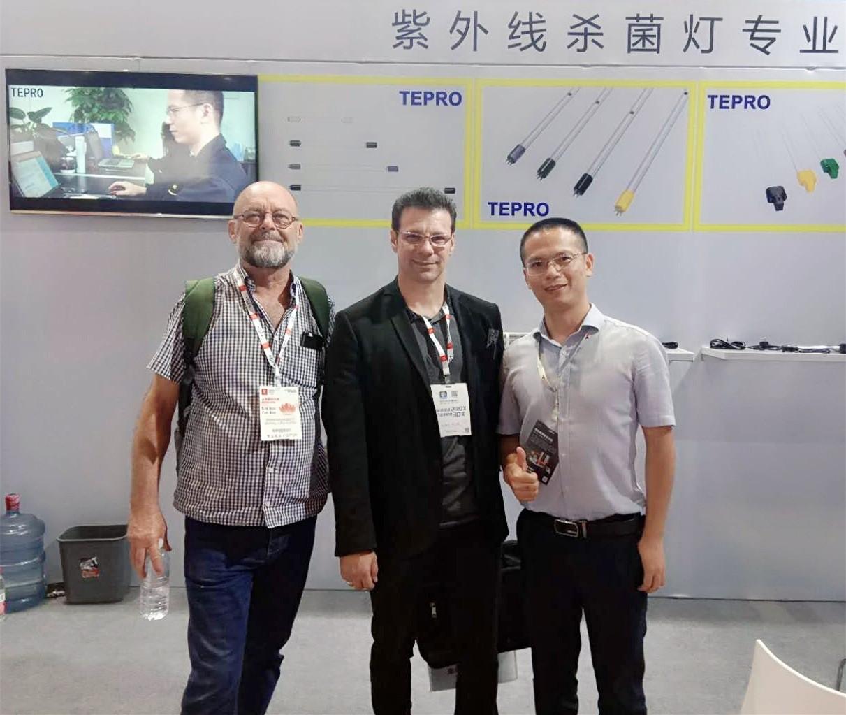 Tepro-Aquatech China Environment 2019 In Shanghai, Tepro china Co, Ltd