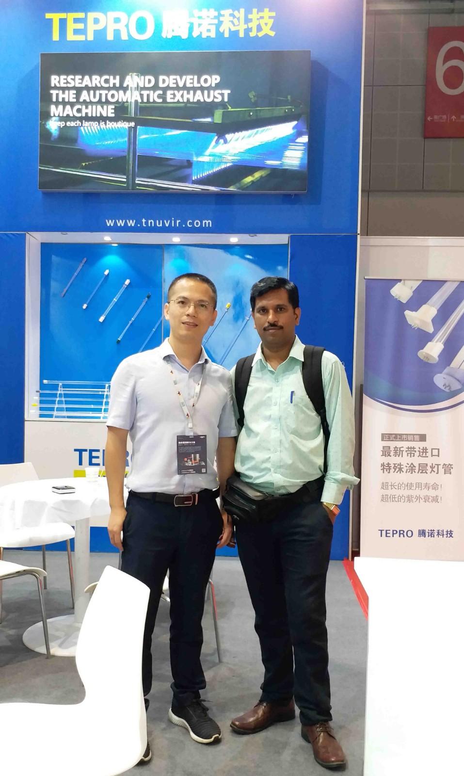 Tepro-Aquatech China Environment 2019 In Shanghai, Tepro china Co, Ltd-3