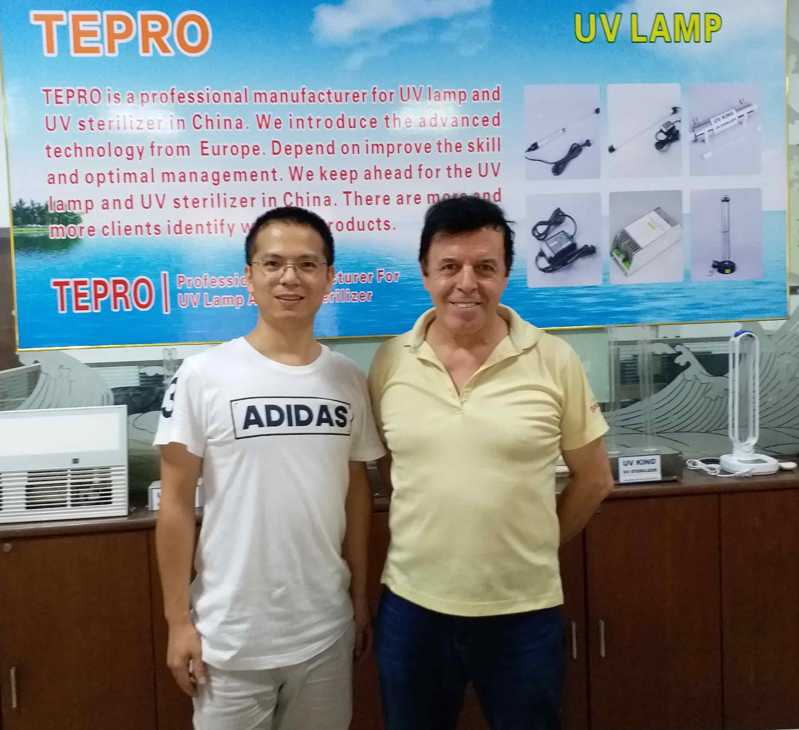 Tepro-Uv Light At Home Factory, Uv Lamp Suppliers | Tepro