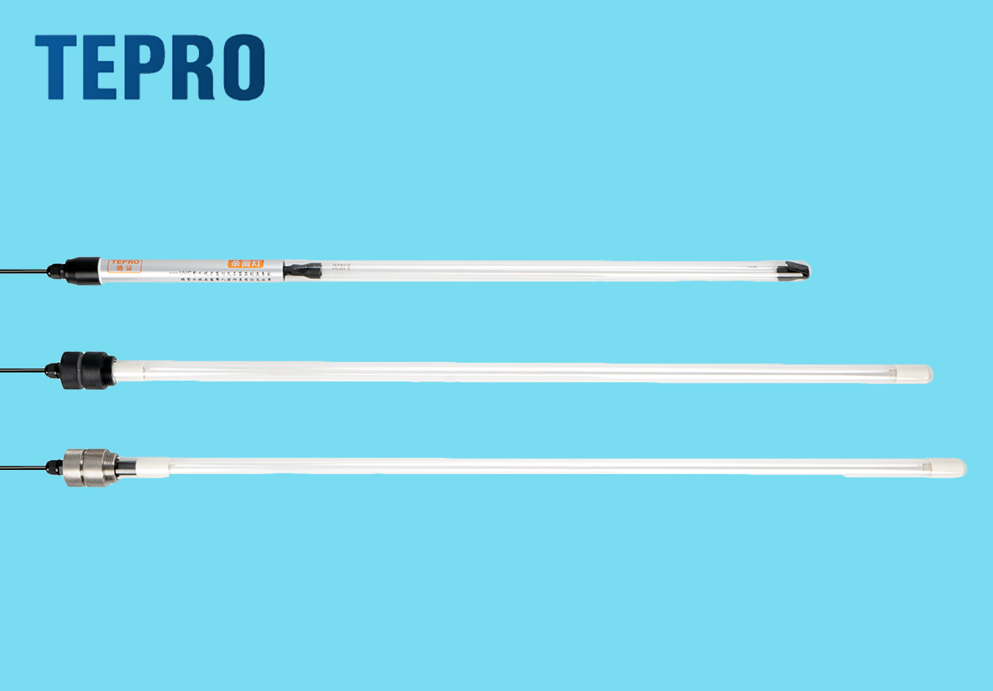 Tepro submarine uv black light fluorescent tubes for business for home-1