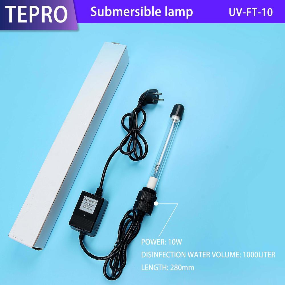 Submarine UV Lamp Ballast Outside UV-FT-10