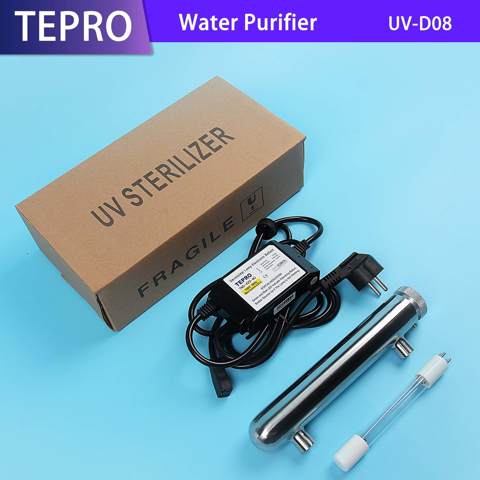 Best Electronic UV Water Purifier household UV-D08