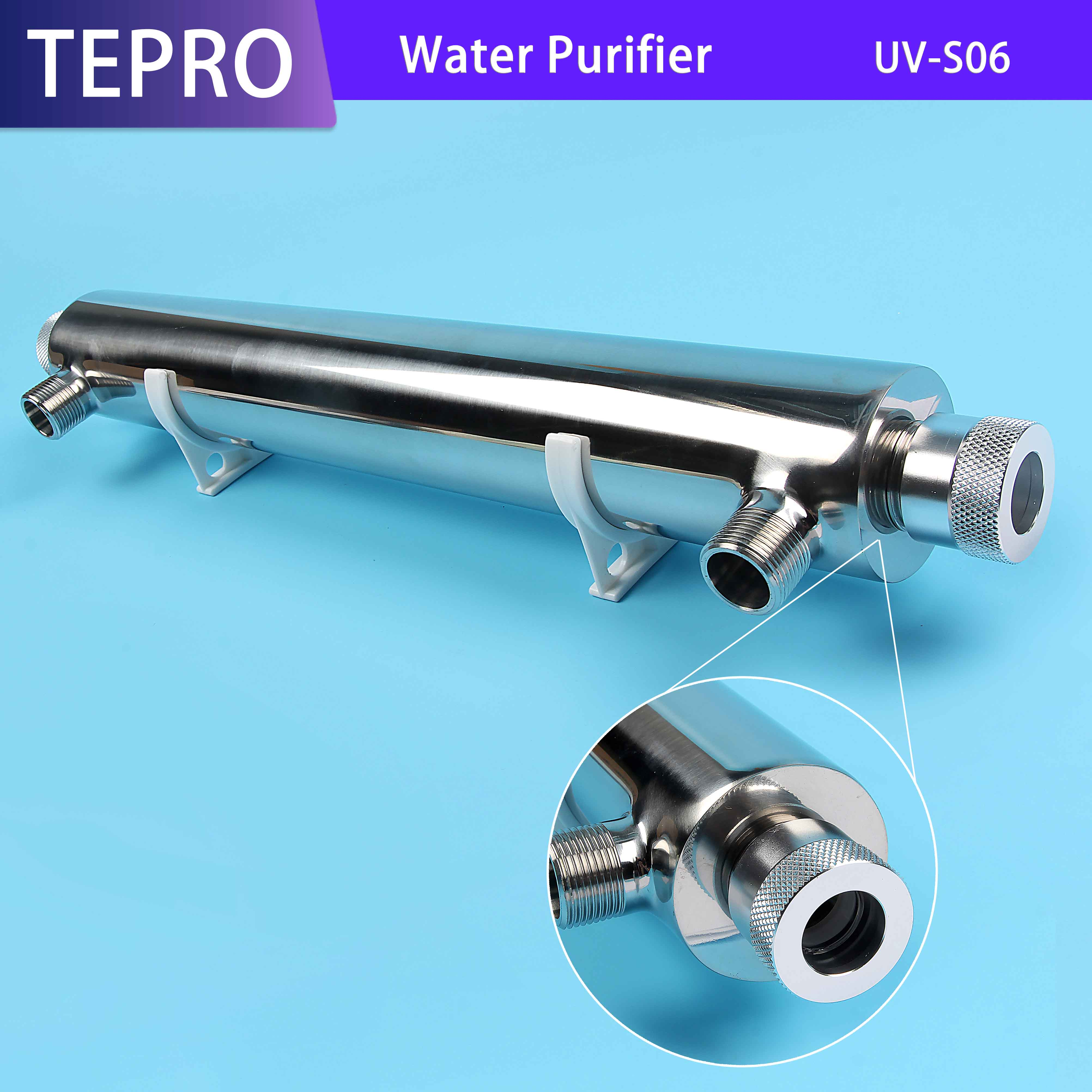 product-Tepro uv water purifier system for pools-Tepro-img