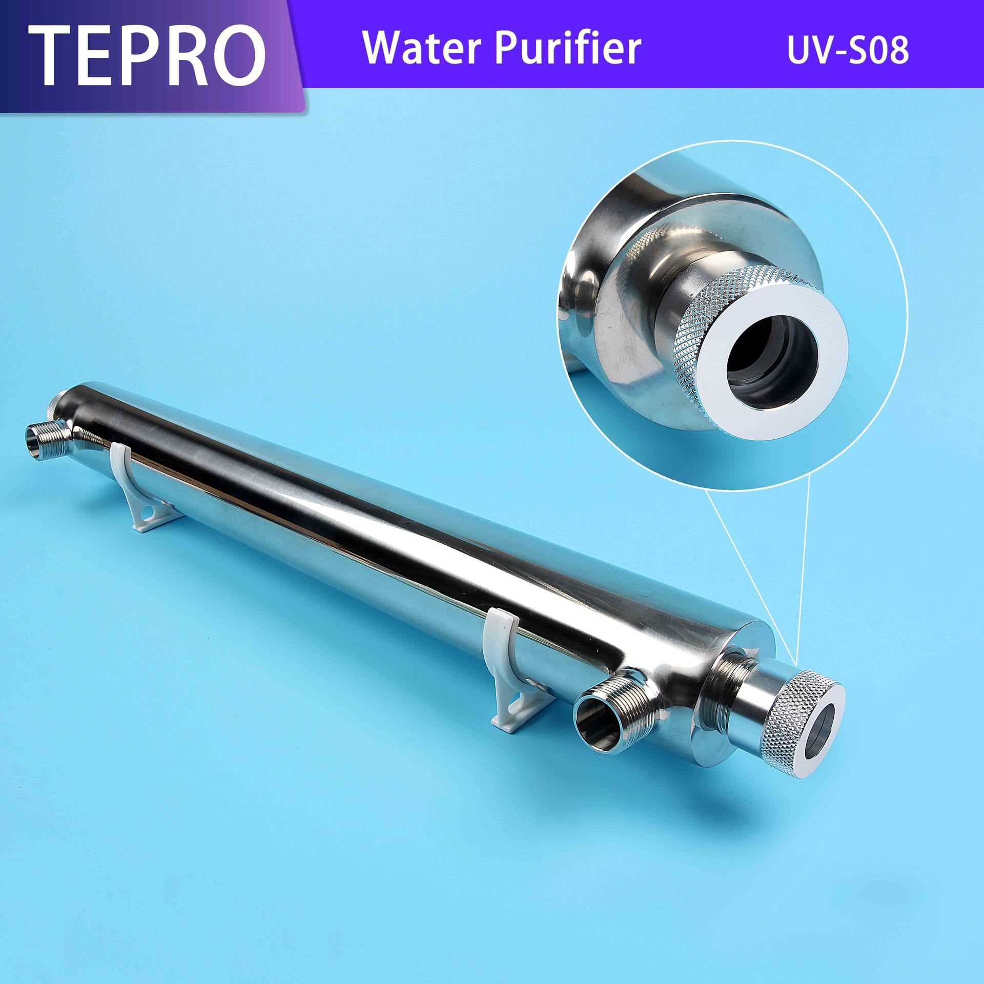 Ultraviolet Water Filter Agricultural Irrigation 28W 3/4