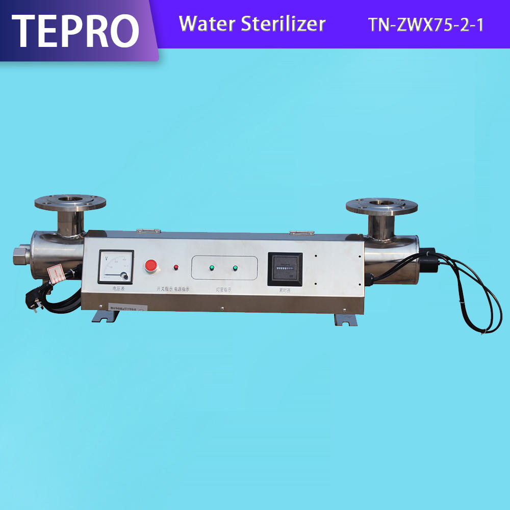 Uv Sterilizer Lamp Bacteria & virus Killer 150W 22-44GPM