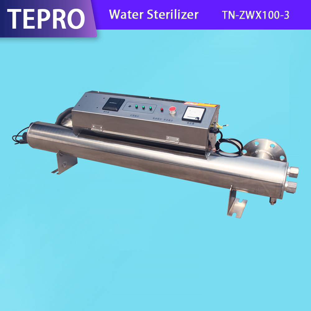news-Tepro-Tepro 810mm ultraviolet light water purifier customized for aquarium-img