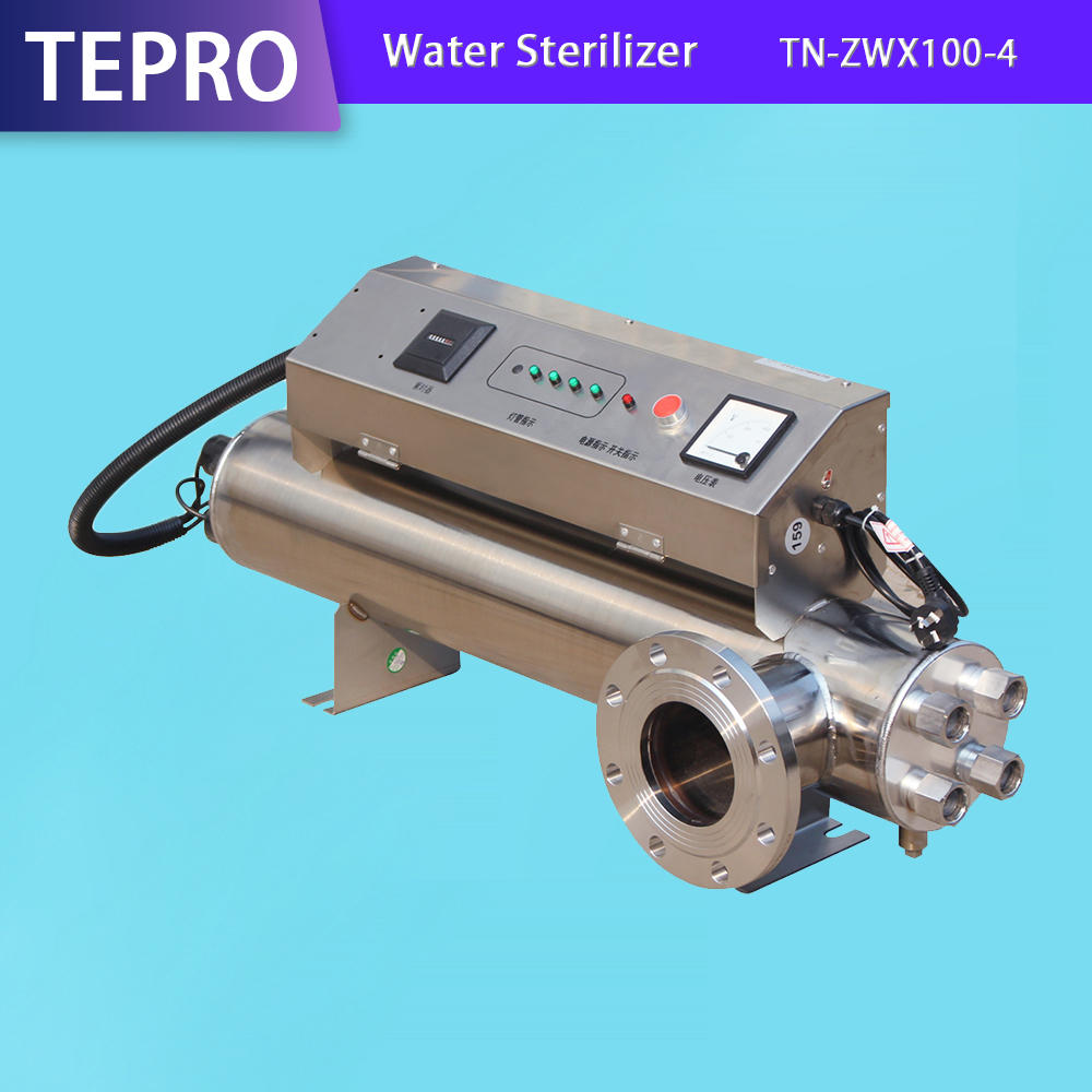 Uvc Lamp Cleaning System Manufacturer TN-ZWX100-4