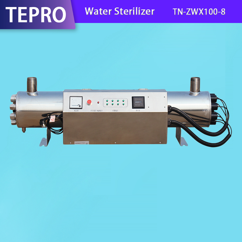 standard uv antibacterial light 6gpm manufacturer for pools-Tepro-img-1
