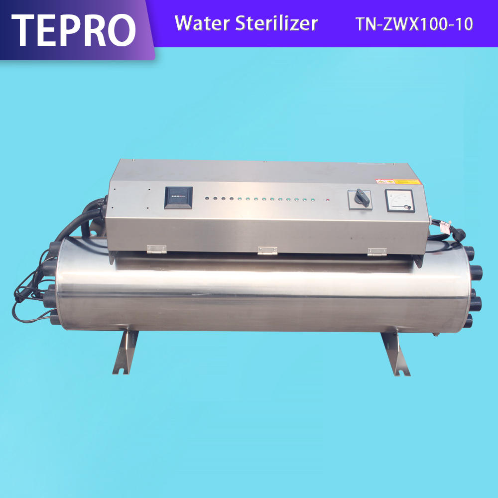 Ultraviolet Disinfection Lamps Of Water  80-90 T/H 1000W TN-ZWX100-10