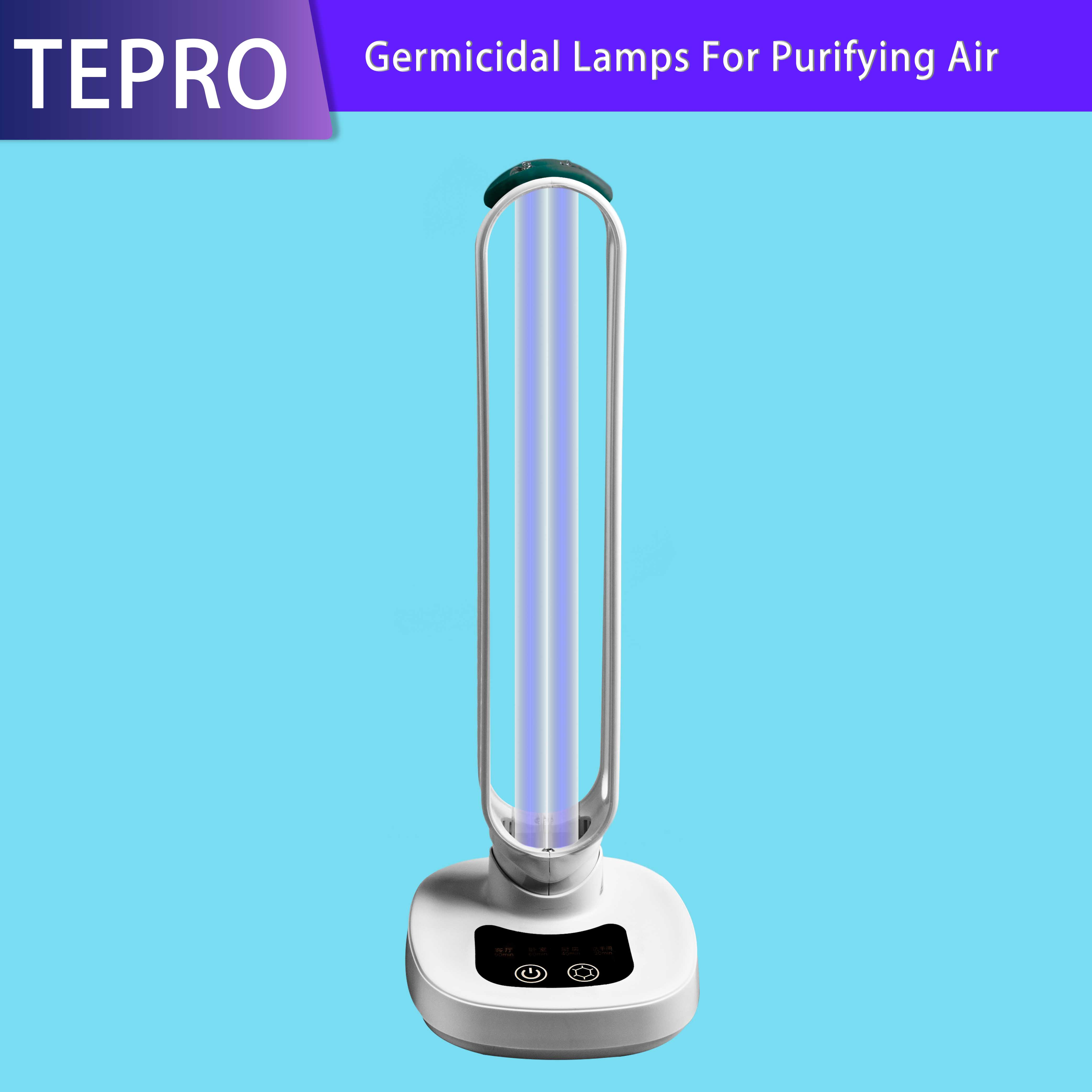 application-Tepro uvb lamp design for hospital-Tepro-img-1