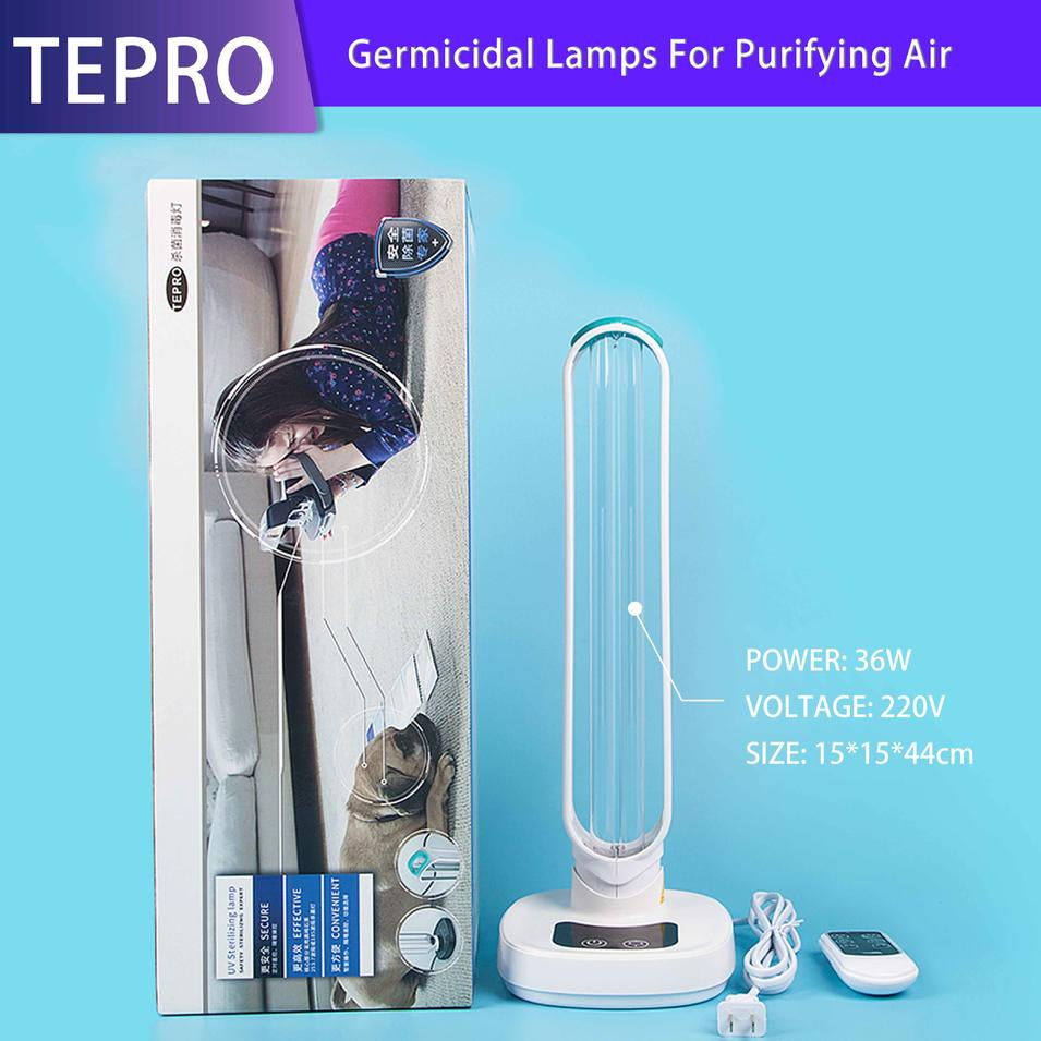 Hospital Air Sterilizing Lamp UVC-36W