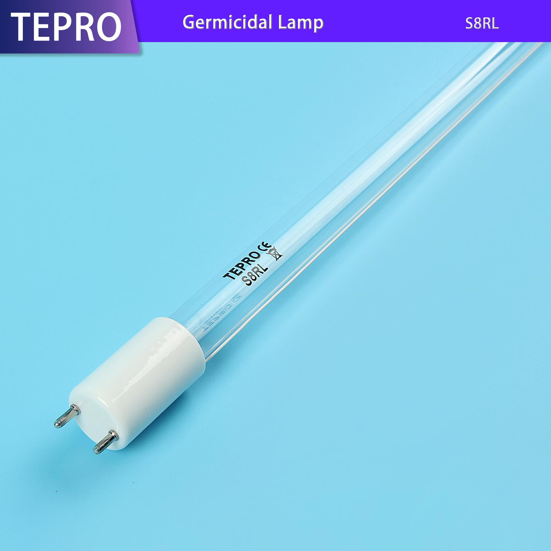 R-CAN Germicidal UV Replacement Lamps S8RL